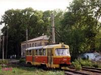 Новокузнецк. Tatra T3SU №206