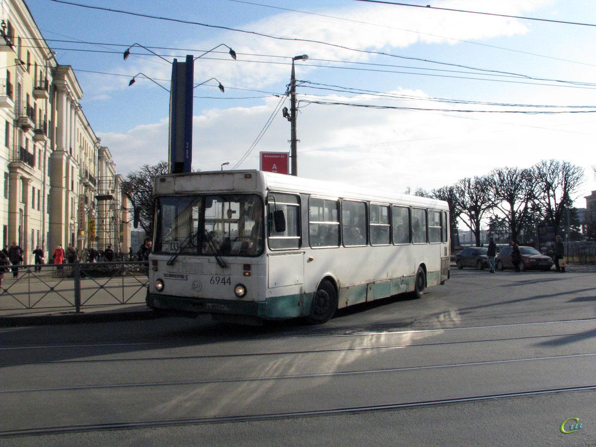 Санкт-Петербург. ЛиАЗ-5256.25 в289му
