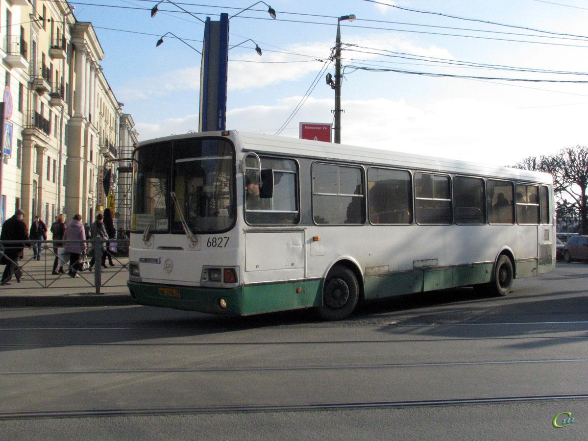 Санкт-Петербург. ЛиАЗ-5256.25 ве245