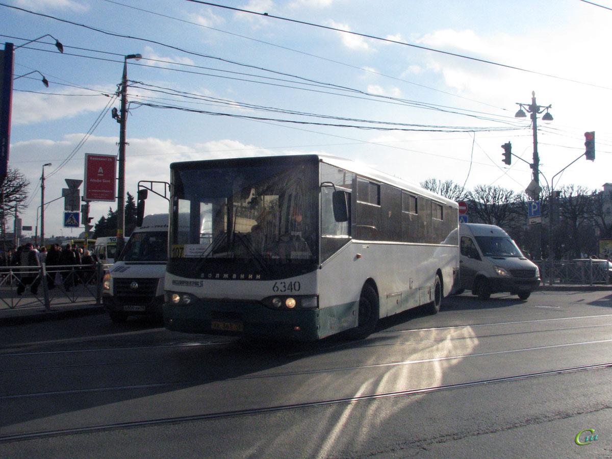 Санкт-Петербург. Волжанин-5270 ак363, БТД-2219 (Volkswagen Crafter) в800хв