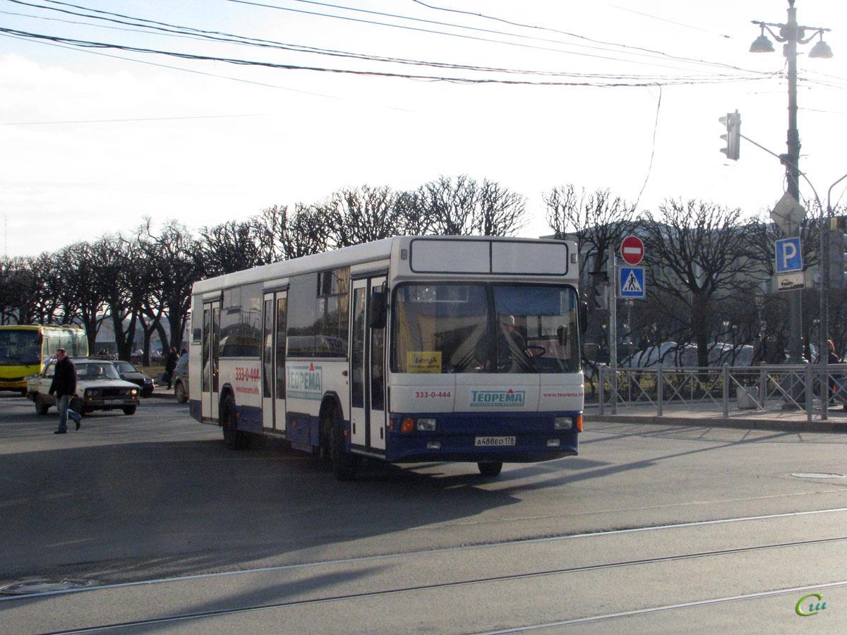 Санкт-Петербург. НефАЗ-5299 а488ео