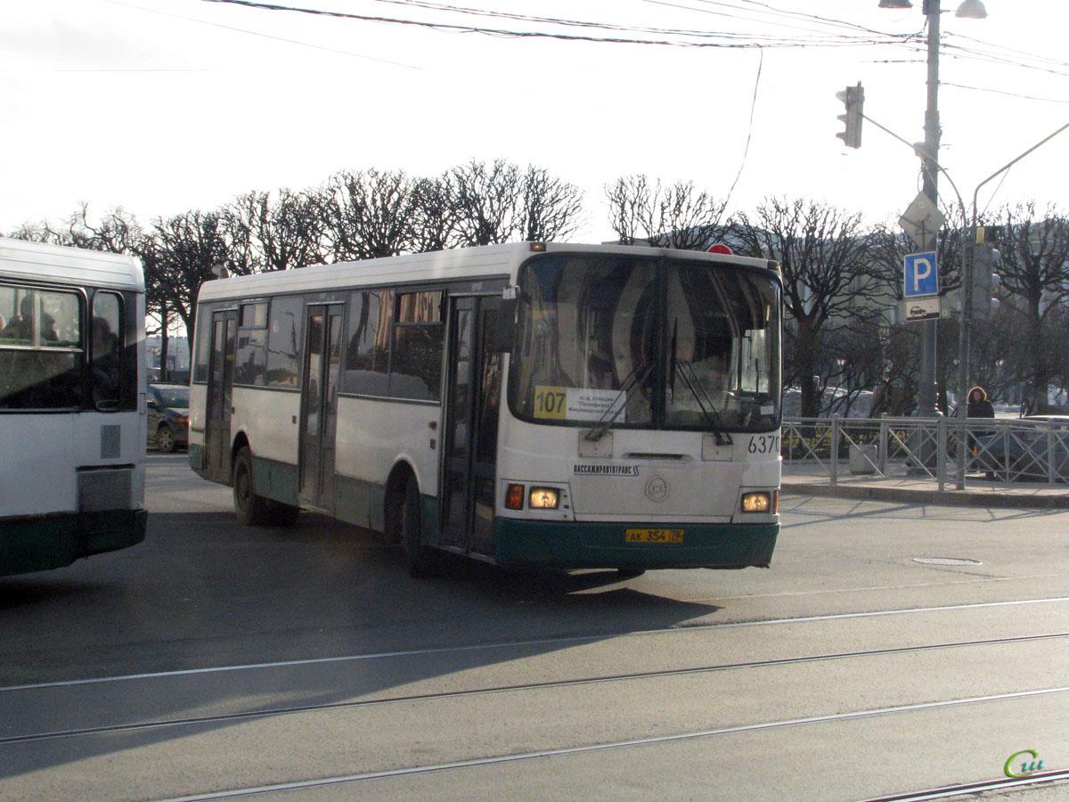 Санкт-Петербург. ЛиАЗ-5256.25 ак354