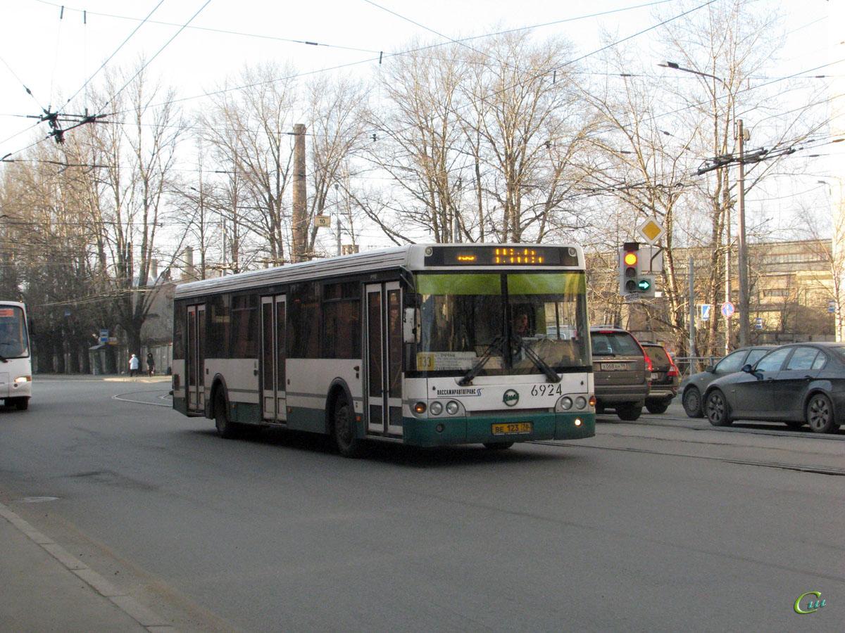 Санкт-Петербург. ЛиАЗ-5292.20 ве123