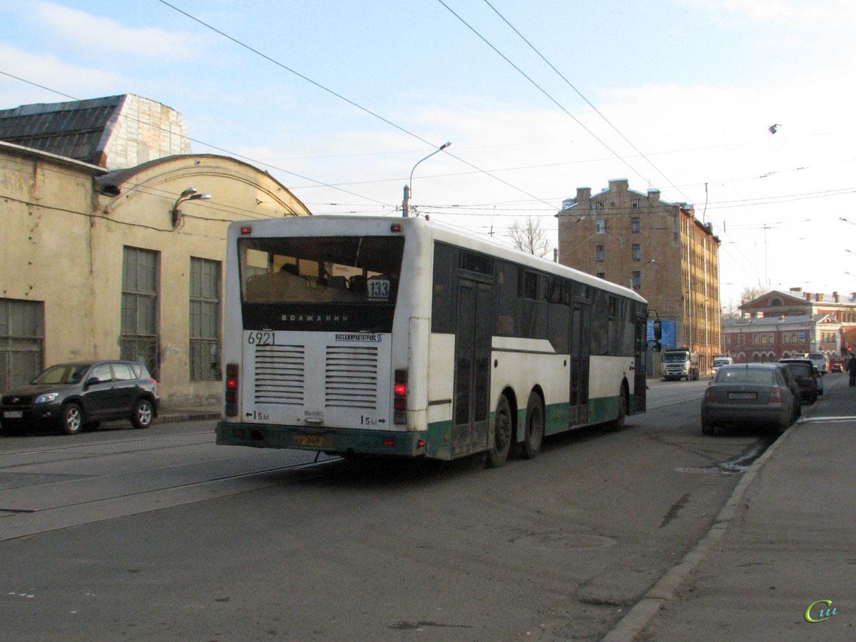 Санкт-Петербург. Волжанин-6270.00 ау349