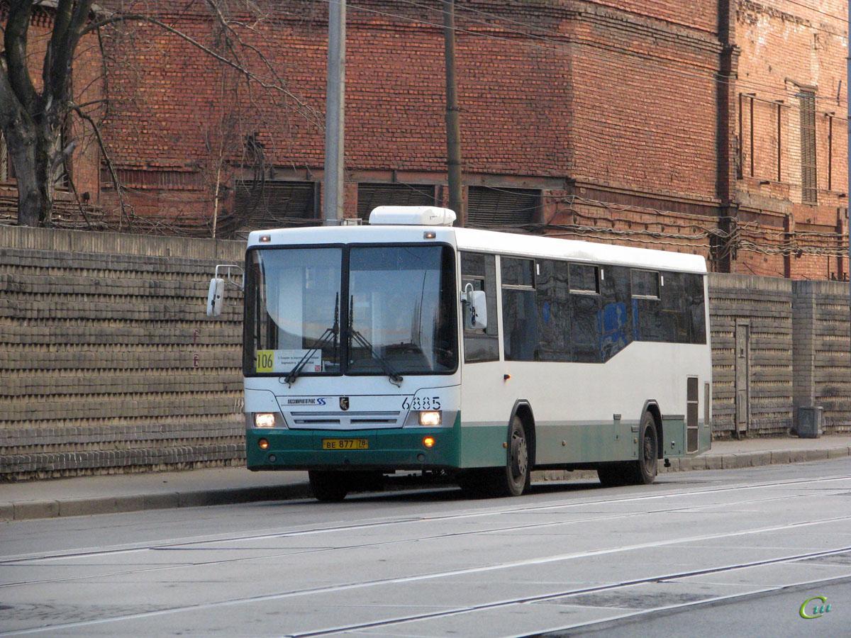 Санкт-Петербург. НефАЗ-5299-30-32 (5299CN) ве877