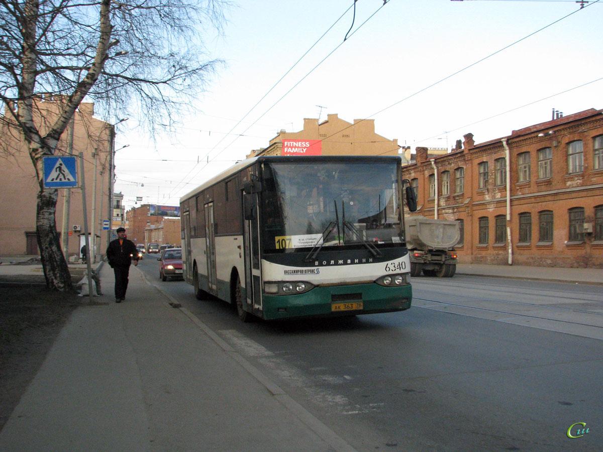 Санкт-Петербург. Волжанин-5270 ак363