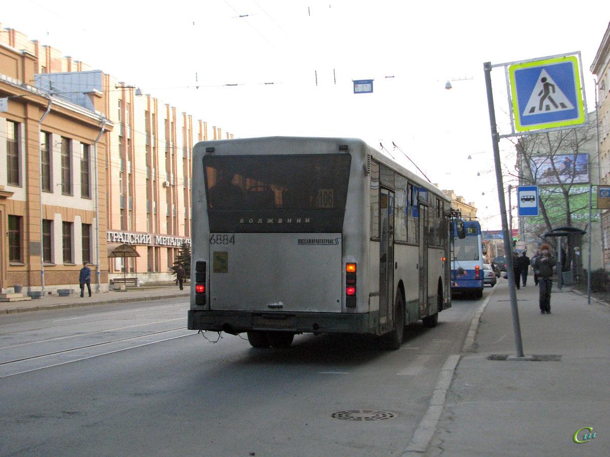 Санкт-Петербург. Волжанин-5270 ак381