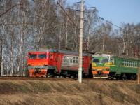 Московская область. ЭД2Т-0045, ЭР2Т-7136