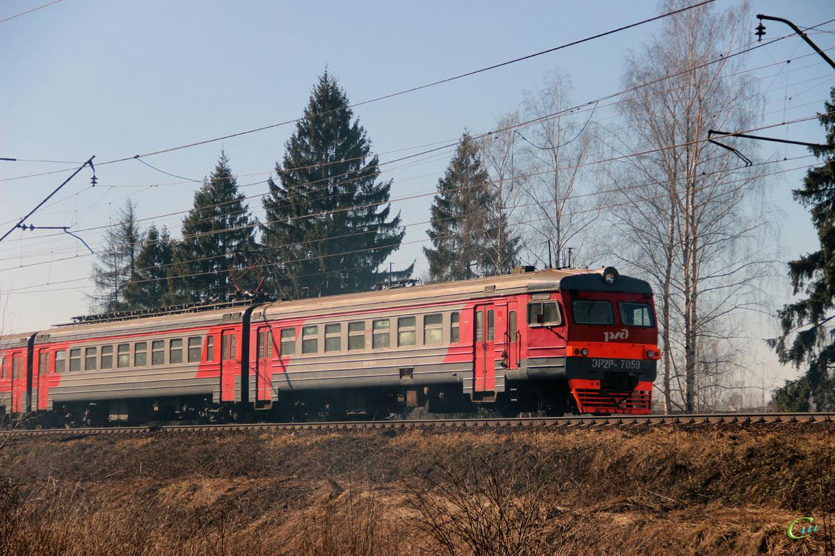Одинцово. ЭР2Р-7059