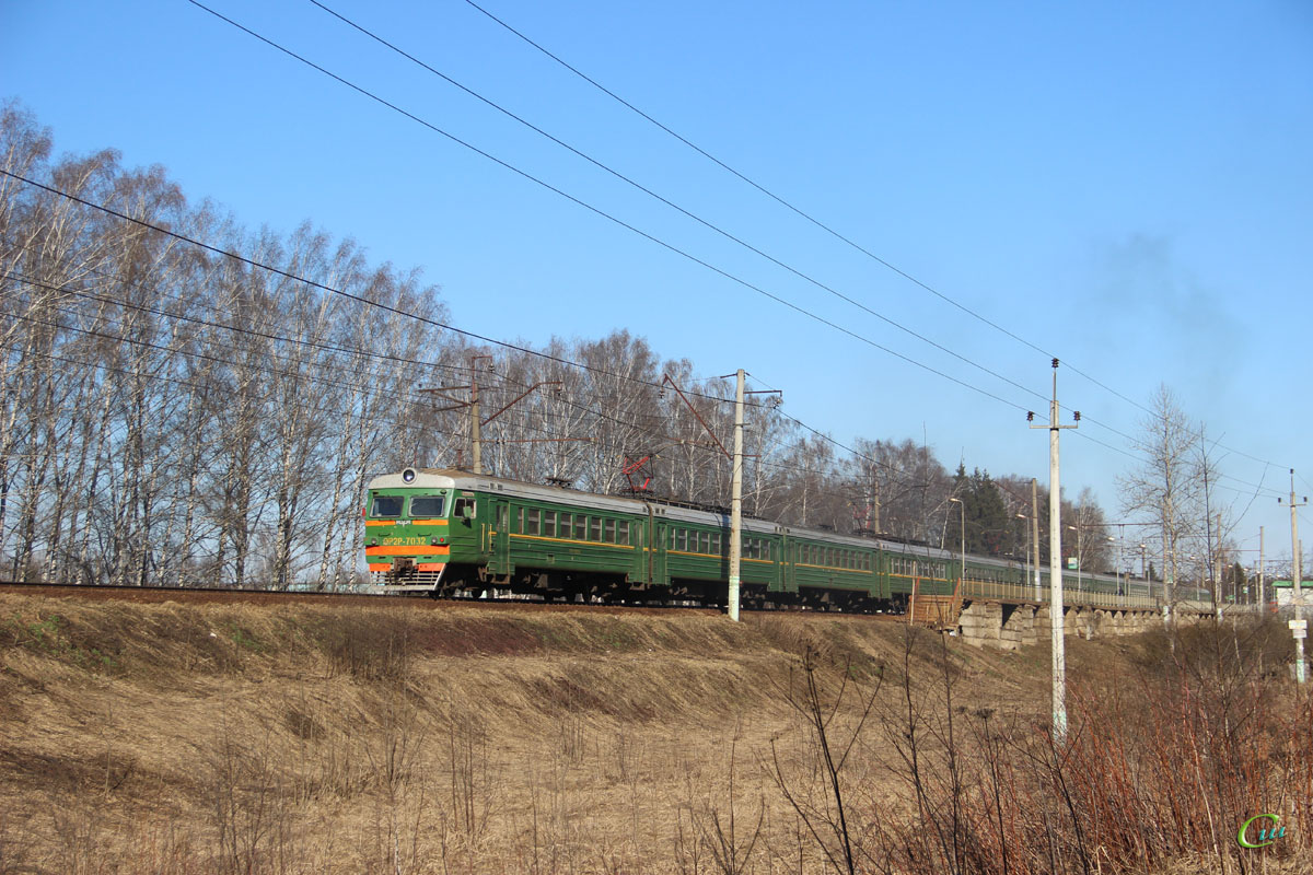 Одинцово. ЭР2Р-7032