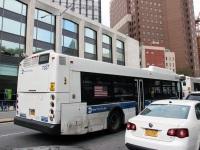 Нью-Йорк. New Flyer XD40 AV5419