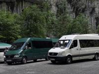 Гагра. Mercedes-Benz Sprinter X285TX, Mercedes-Benz Sprinter H464HH