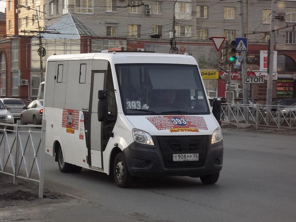 Омск. ГАЗель Next т908рр