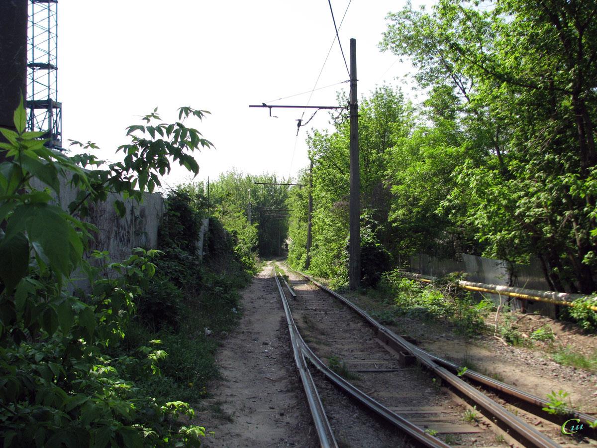 Одесса. Конечная станция 16-я станция Большого Фонтана