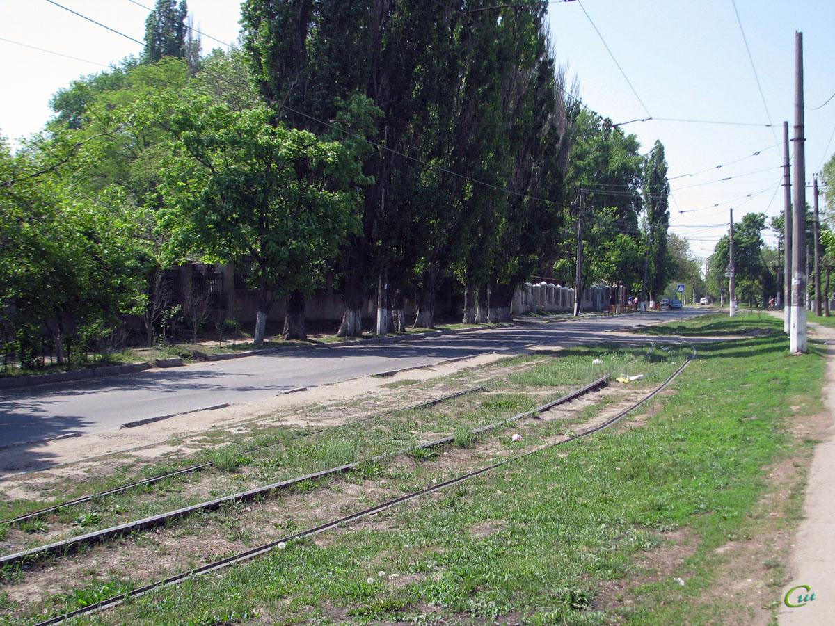 Одесса. Разъезд
