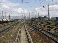 Каменск-Шахтинский. Станция Лихая