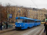 Москва. Tatra T3 (МТТЧ) №1339