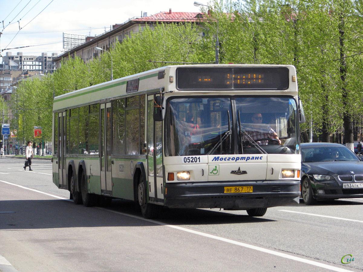 Москва. МАЗ-107.065 ве867