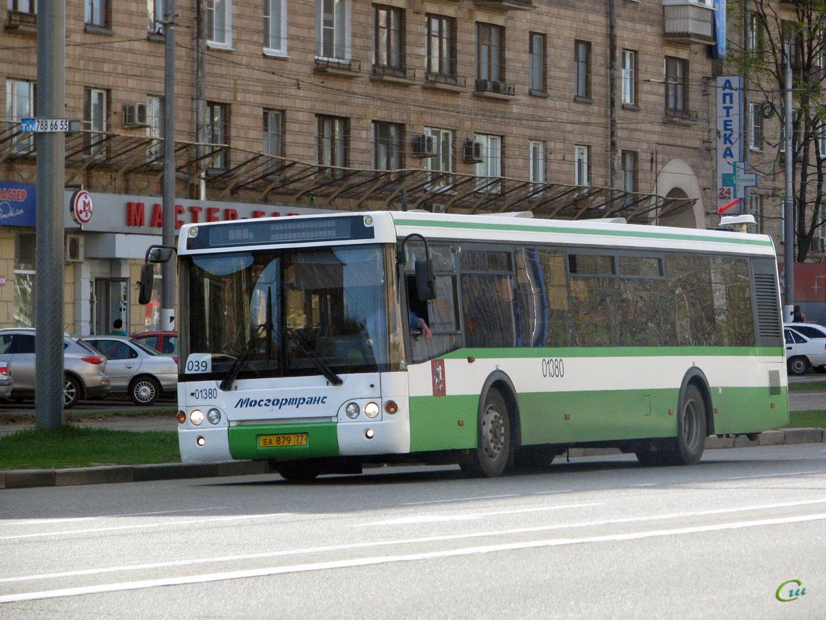 Москва. ЛиАЗ-5292.20 еа879