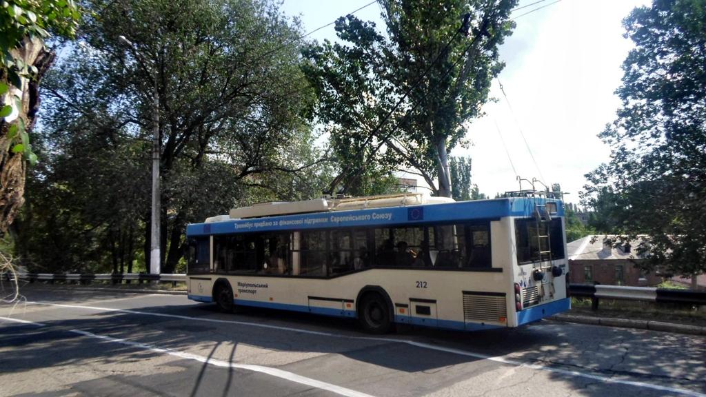 Мариуполь. Дніпро Т103 №212