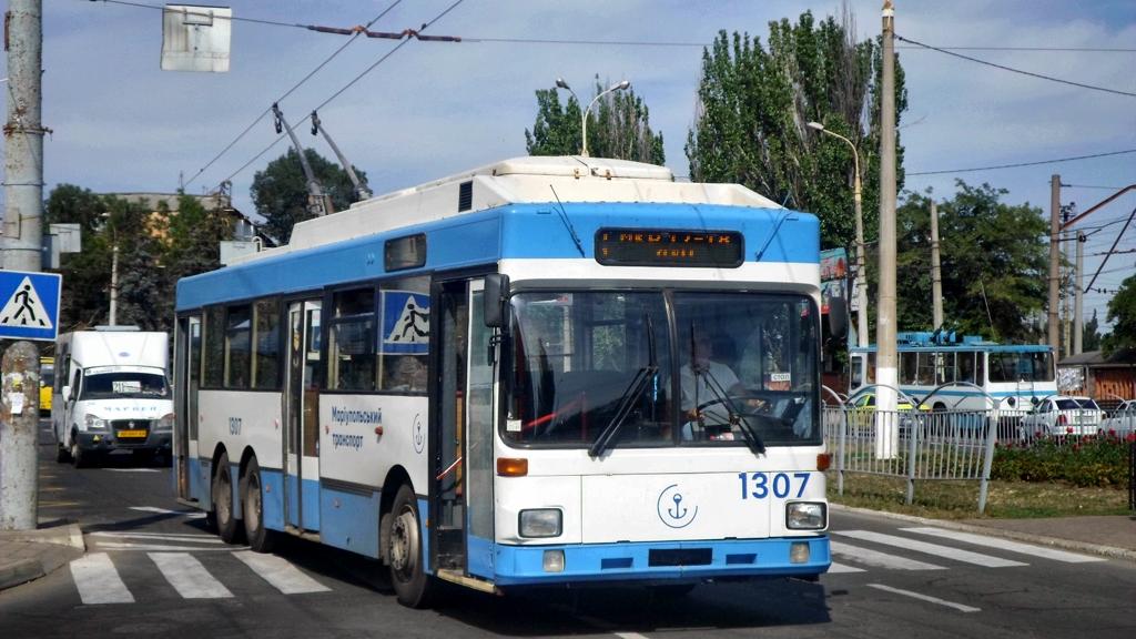 Мариуполь. MAN SL 172 HO №1307