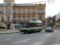 Пльзень. Škoda 21Tr №490