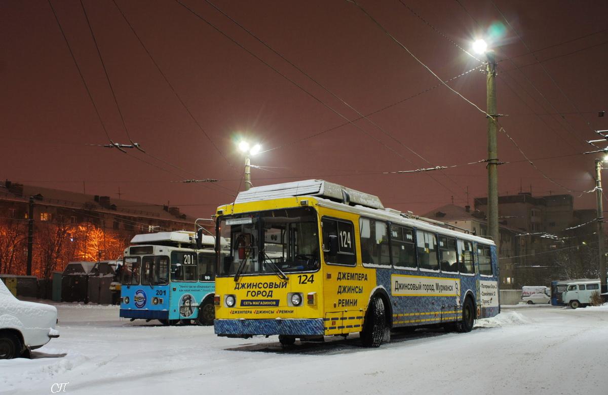Мурманск. ВЗТМ-5284.02 №124