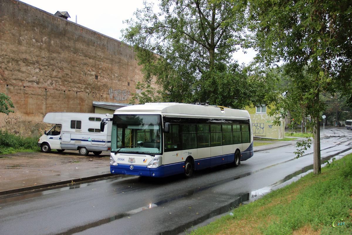 Рига. Škoda 24Tr Irisbus №29364