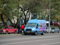 Москва. Sollers Bus (Ford Transit FBD) ху909