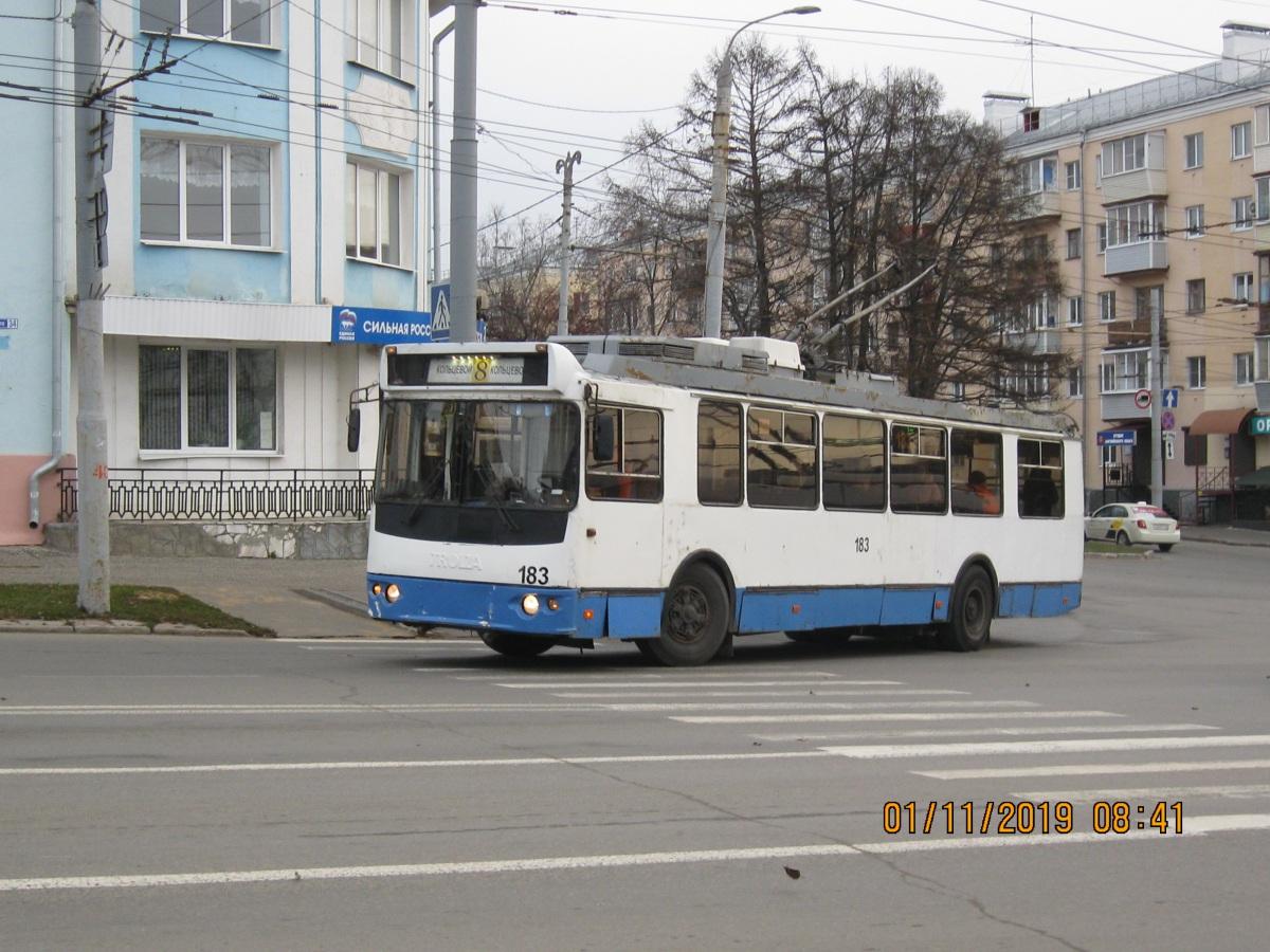 Владимир. ЗиУ-682Г-016.02 (ЗиУ-682Г0М) №183