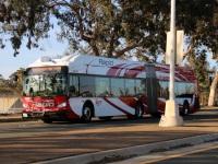 Сан-Диего. New Flyer XN60 1383872