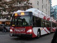 Сан-Диего. New Flyer XN60 1383893
