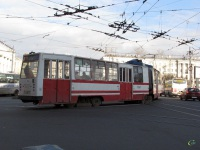 Санкт-Петербург. ЛВС-86К №7081