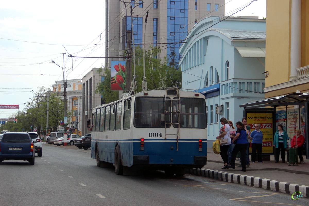 Саранск. ЗиУ-682Г-012 (ЗиУ-682Г0А) №1004