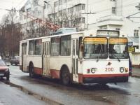 Йошкар-Ола. ЗиУ-682В00 №200