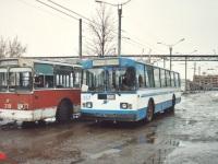 Йошкар-Ола. ЗиУ-682В00 №219, ЗиУ-682Г00 №257