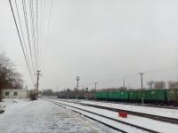 Челябинск. Станция Электростанция