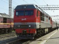 Елец. ТЭП70БС-185