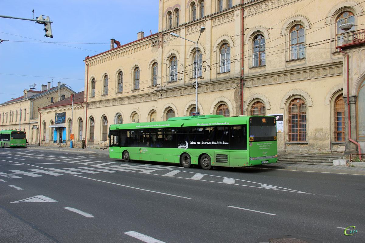 Теплице. Solaris Urbino 15 LE 8U0 4573
