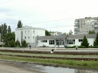 Шостка. Вокзал станции Шостка