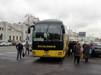Москва. MAN R08 Lion's Top Coach JA-8505