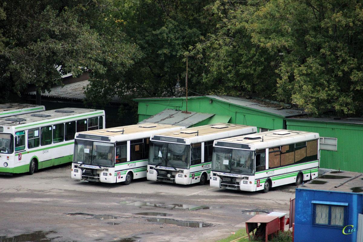 Москва. ПАЗ-3237-01 (32370A) вс428, ПАЗ-3237-01 (32370A) вс429, ПАЗ-3237-01 (32370A) вм600