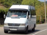Хашури. Mercedes-Benz Sprinter 312D WVV-941