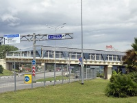 Сочи. Станция Аэропорт Сочи