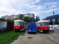 Мариуполь. Tatra T3SUCS №1001, Tatra T3SUCS №701