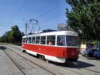 Мариуполь. Tatra T3A №730