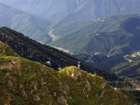 Сочи. Канатная дорога Кавказский экспресс