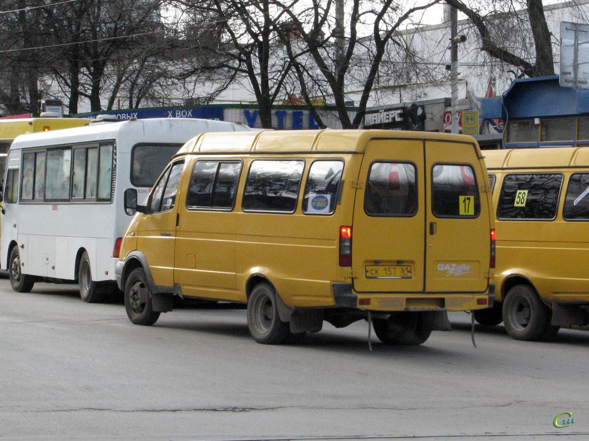 Таганрог. ГАЗель (все модификации) ск157