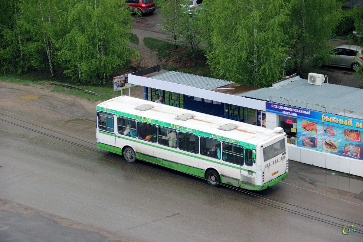 Арзамас. ЛиАЗ-5256.45 ао835
