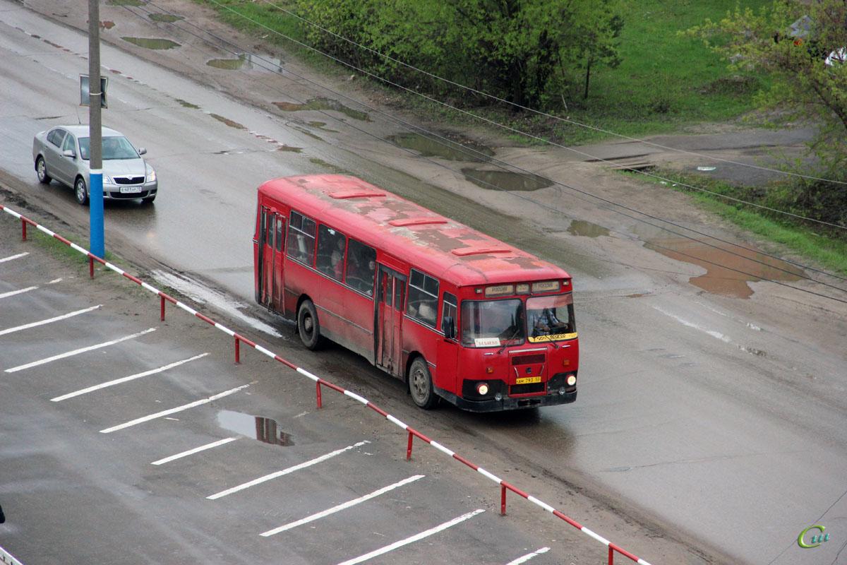 Арзамас. ЛиАЗ-677М ам793